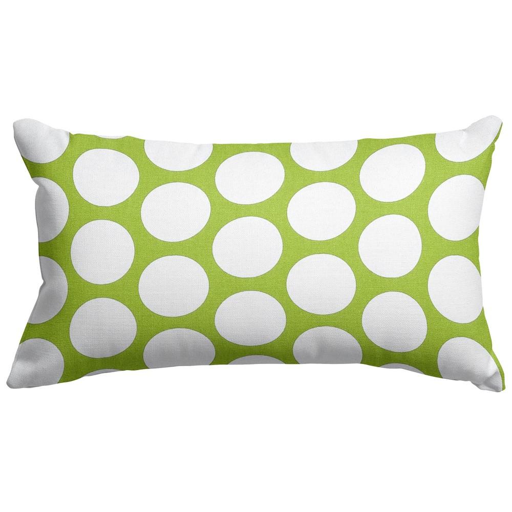 Cool Large Polka Dot Small Pillow Machost Co Dining Chair Design Ideas Machostcouk
