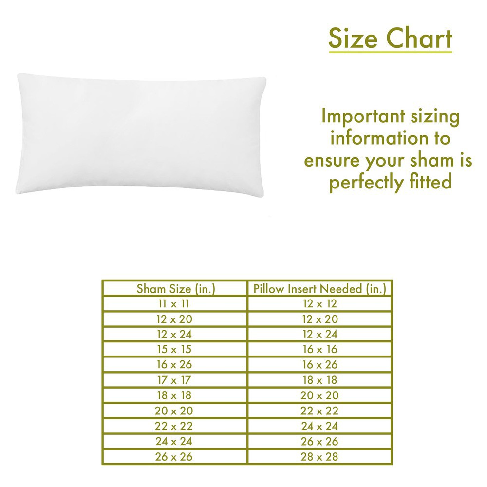 16 X 24 Pillow Insert.Hypoallergenic Down Alternative Pillow Insert 12 X 24